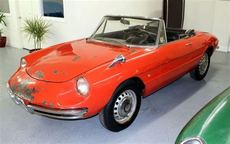 1967 Alfa Romeo Duetto For Sale by 1967 Alfa Romeo Duetto Spider For Sale Contact Dusty Cars
