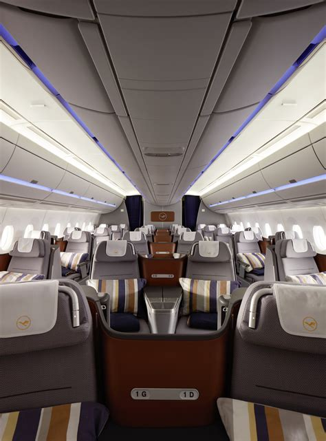 a350 cabin lufthansa upgrades both india munich routes to newest