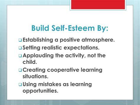Ppt Building Self Esteem In Children Powerpoint Building Self Esteem Ppt