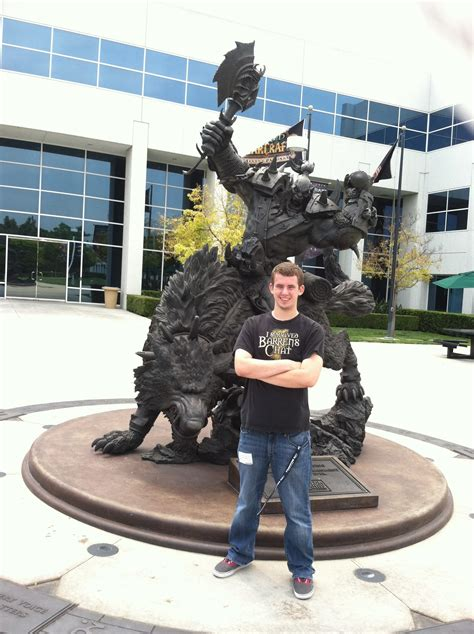 Worst Blizzard Ever by I Got A Tour At Blizzard Today Probably The Coolest
