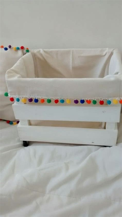 cajones tipo fruta de madera  guardar juguetes ropa  ideas pinterest