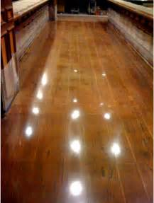 wood flooring on concrete basement a wood floor made of concrete green journey