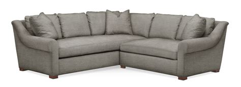 victory sectional asher 2 pc sectional with right arm facing loveseat