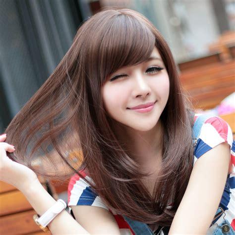 fashion beragam model gaya rambut wanita sesuai