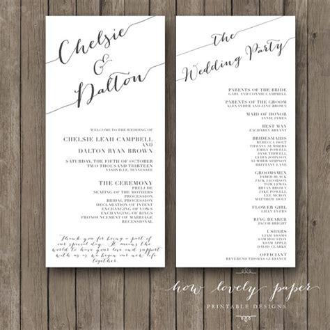 vistaprint rack card template wedding programs vistaprint mini bridal