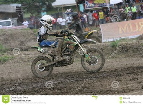 motorcross editorial photography image 36499292