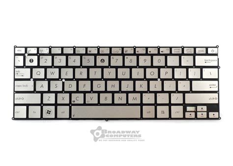 Keyboard Asus Ux21e New Keyboard For Asus Zenbook Ultrabook Ux21e Ebay