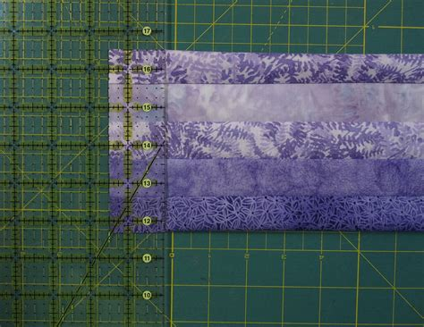 Cutting Strips For Quilting by How To Make A Bargello From A Fabric Run Quilts By Jen