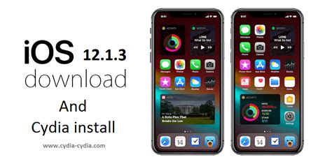 ios 12 1 3 ipsw for iphone xs max xs xr cydia is here s what is new cydia