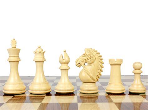 staunton chess pieces biggie staunton 4 quot chess pieces set board 21x21