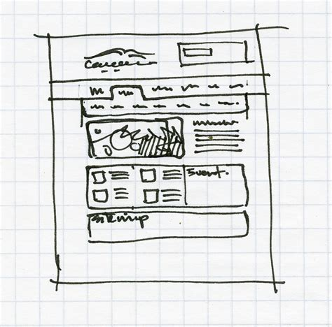 sketchbook website design library of progress michael hepher