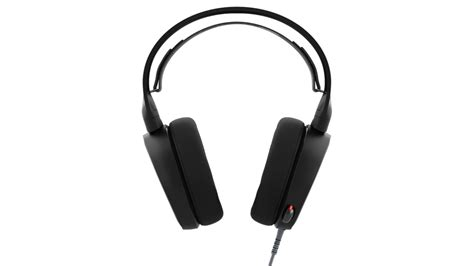 Steelseries Arctis 5 7 1 Surround Rgb Gaming Headset Black 61443 steelseries arctis 5 7 1 surround rgb gaming headset