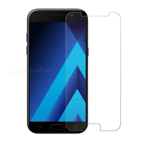 Tempered Glass Clear Fashion Samsung Galaxy A5 2017 mr northjoe clear tempered glass for samsung galaxy a5 2017 free shipping dealextreme