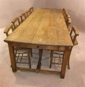 large farmhouse table antiques atlas