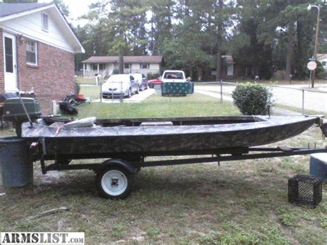 duck hunting boats for sale bankes duck boat for sale autos post