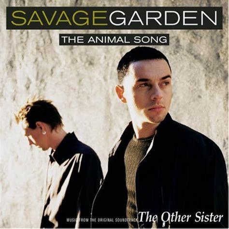 Cd Zorv Album Savage animal song us cd savage garden