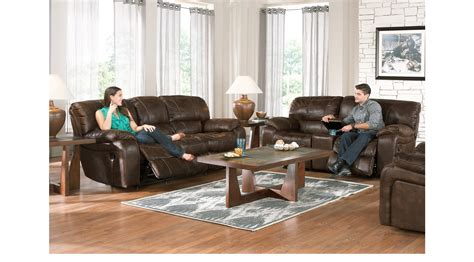 cindy crawford home alpen ridge reclining sofa 1 977 00 alpen ridge brown 3 pc reclining living room