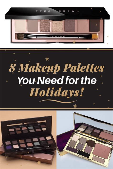 what do you need for section 8 8 makeup palettes you need for the holidays society19