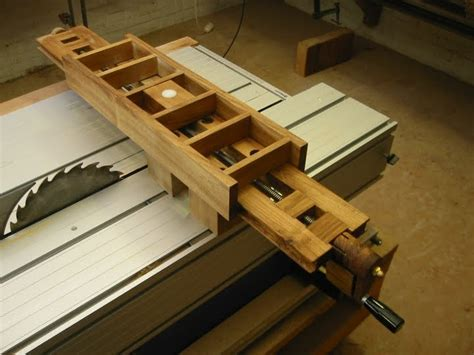 another tenon jig for table saw by antmjr