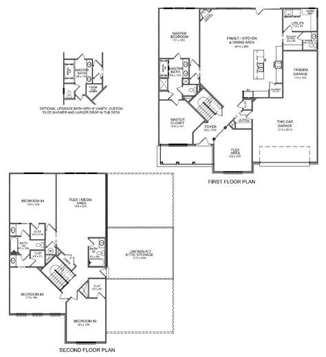 House Plans With Jack And Jill Bathroom floor plans