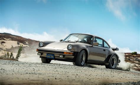 porsche 930 turbo car and driver