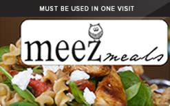 Meez Gift Cards - buy meez meals gift cards raise