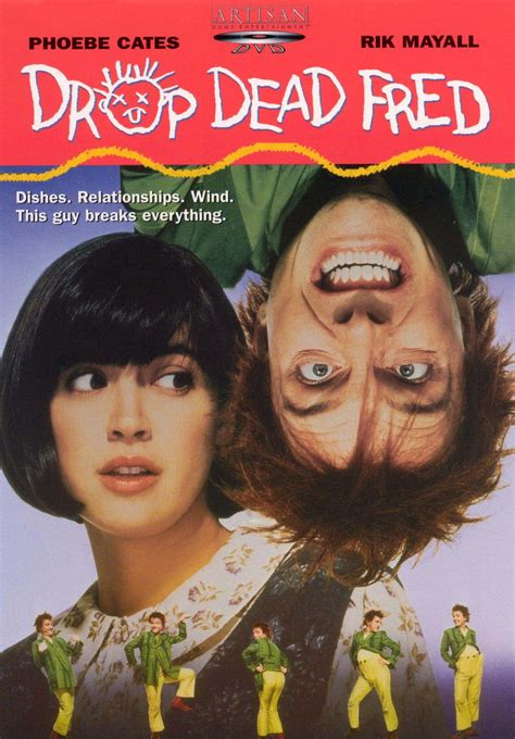 drop dead episode guide drop dead fred cast and crew tvguide