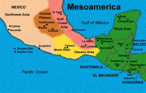 mesoamerica map book covers