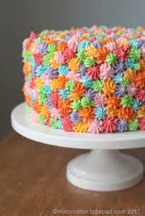simple cake decorating ideas easy cake decorating idea mirror mirror