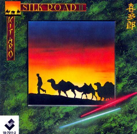 Cd Kitaro Silk Road kitaro vinyl record albums
