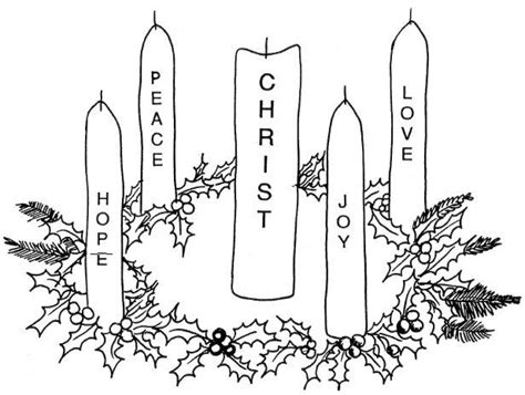 advent wreath coloring page symbolism of an advent wreath view from the front porch