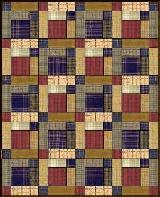 Plaids by Quilting With Plaids Patterns Free Quilt Pattern