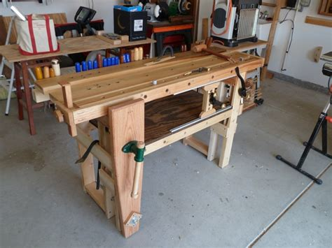 types of woodworking vises roubo type workbench finewoodworking