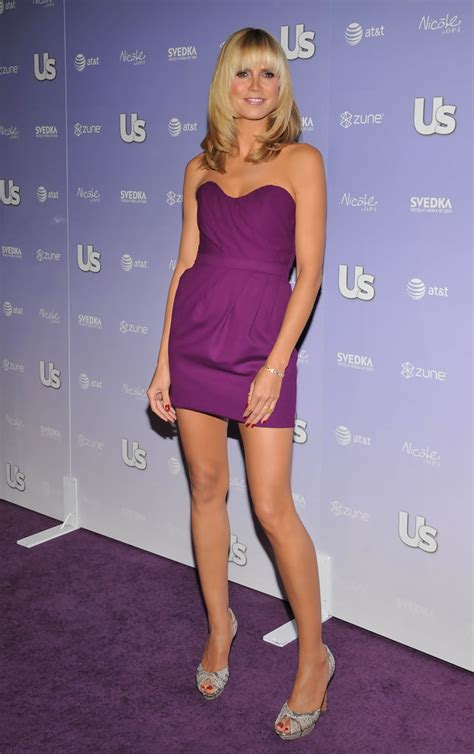 Whos Hotter Will Ferrell Or Heidi Klum by Heidi Klum Photos Photos Us 2008 Zimbio