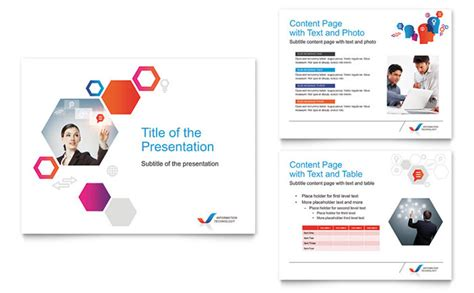 powerpoint slideshow template free presentation templates free presentation