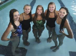 High school girls swimming preview city s co op swim team continues
