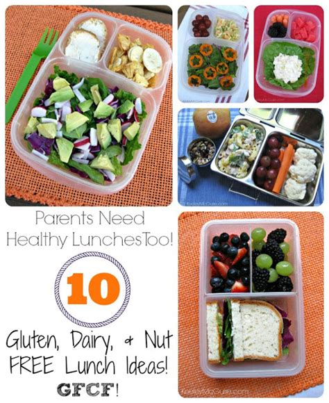 Lunch Ideas For Work - gluten free allergy friendly lunch made easy gfcf