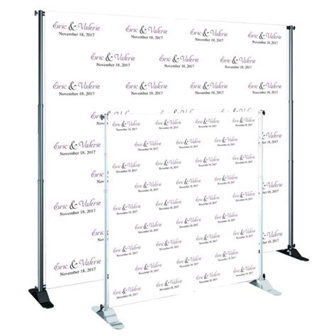 Wedding Banner Stand by Wedding Banner Display