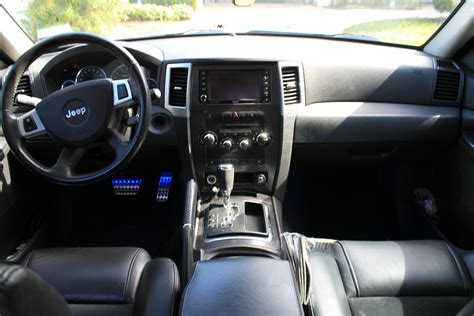 2008 Jeep Grand Interior by 2008 Jeep Grand Pictures Cargurus
