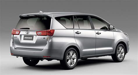Spoiler Inova Model Standar toyota innova 2018 philippines price specs autodeal