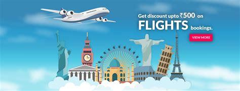 domestic international packages deals flights
