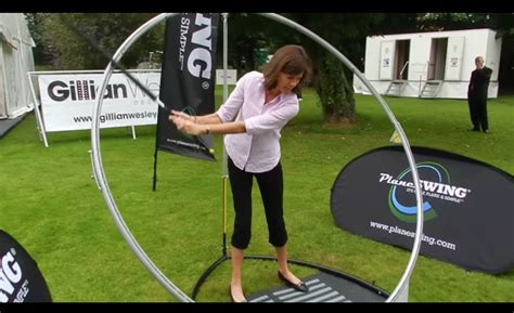 planeswing golf swing trainer planeswing golf training system excels ladies golf shoppe
