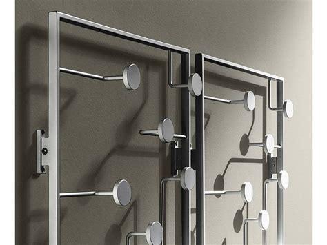 attaccapanni da soffitto attaccapanni da parete bonny in metallo laccato 50 x 50 cm