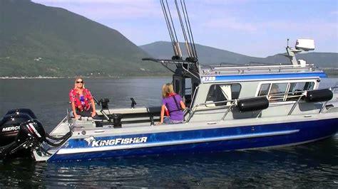 kingfish boat r kingfisher 2725 offshore youtube