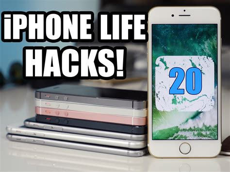 Hacks by 20 Iphone Life Hacks You Have To Know