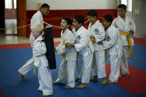 Blind Karate 10 best sports photos of the week rediff sports