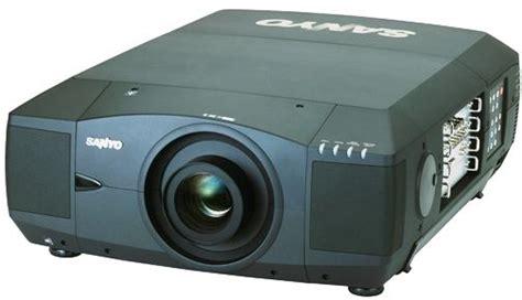 Lu Lcd Projector Sanyo sanyo plv hd150 true hd 16 9 multimedia lcd projector