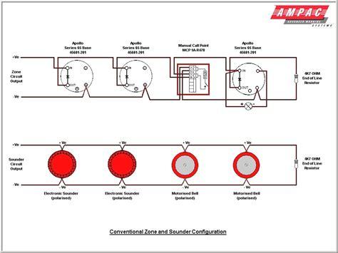 addressable alarm system wiring diagram wiring