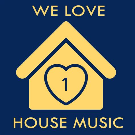 commercial house music various we love house music 1 at juno download