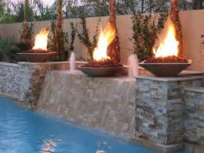 gas fire pit a safer alternative to its wood burning